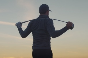 Rory McIlroy Begins the Chase in W+K Portland's New Nike Golf Spot