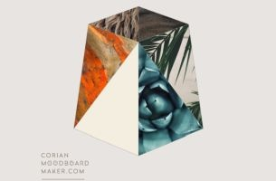 Corian Design's Moodboard Maker Changes the Game for Designers