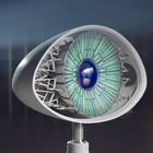 Framestore Creates Fully-CG Mechanical Eye for Havas London and Optrex