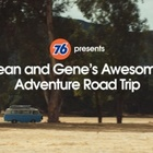 76's Jean and Gene's Awesome Adventure Road Trip Campaign Celebrates Travel