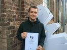 Society's Jake Ausburn Named Winner of AWARD School Pop Up
