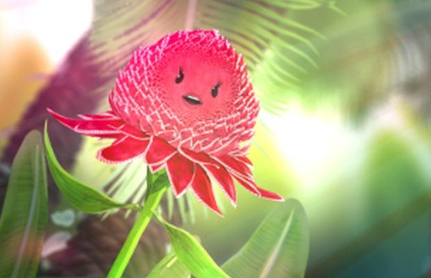 Cutting Edge Animates a Flora Wonderland for Cairns Regional Council