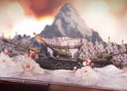 Biborg's Holiday Ad for World of Tanks Is a Twist on the Traditional Christmas Story