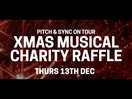 Pitch & Sync Pitch In to Raise Money for End Youth Homelessness