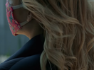 A Cape for Our Face Perched Atop a Lipsticked Cliff: Canadian Train Ads Brilliantly Heroise the Face Mask