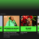 Spotify Launches Global, Always-on Commitment Dedicated to Women Creators