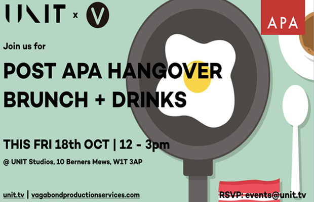 UNIT, APA and Vagabond Team Up for Post-APA Show Friday Hangover Brunch
