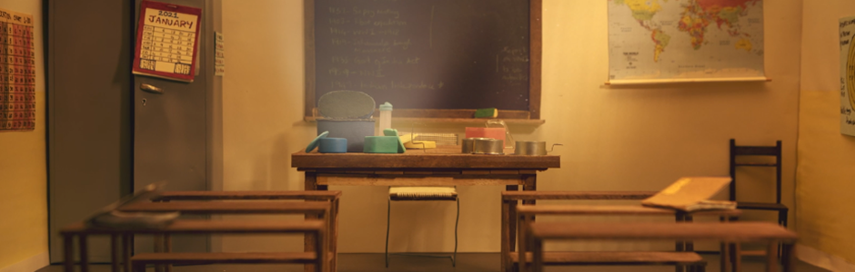 Stop Motion Spot Explores What Makes a Safe Space for NGO Pehlay Akshar Foundation