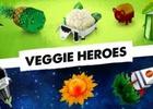 McCann Bucharest Turn Veggies into Superheroes to Inspire Romanian Kids to Eat Healthily