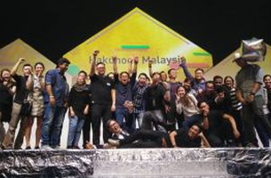 Hakuhodo Malaysia Named Agency of the Year at Malaysia's Kancil Awards 2018