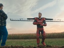Iron Man Is Re-Imagined as a Farmer in Superhero Spot for Horsch Machinery