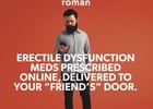 Roman and Circus Maximus' New Campaign Aims to End Stigma of Erectile Dysfunction