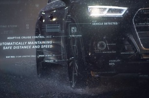 Audi Slows Down to Showcase Fast Thinking