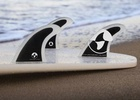 Glide Fins Unveils FIN FOR A FIN - The Surf Fin That Stops Sharks Being Killed