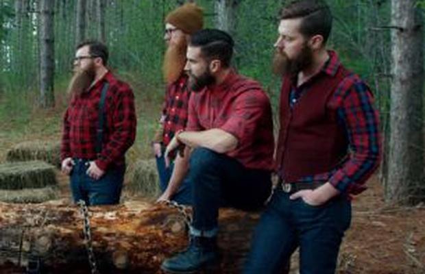 22461f798a Your Shot: BBDO on Transforming Lumbersexuals into Bona Fide Lumberjacks