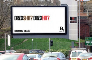 B.heard Unveils Provocative Ads Written by Sir John Hegarty