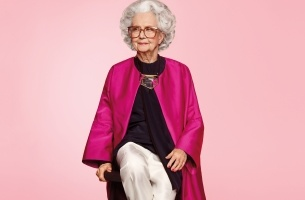 adam&eveDDB's New Harvey Nichols Film Features First Centenarian Model in Vogue