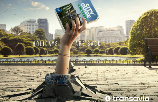The Holidays Are Back in Transavia's Latest Campaign Helmed by Havas Paris Seven