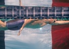 Jeremy Stravius Dives In for New Caisse d'Epargne Olympic Film