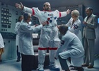 Eric Cantona Finally Heads to Space in Kronenbourg's Epic Mission
