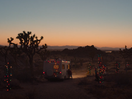 Christmas Comes to the Desert in Festive Ray-Ban Film