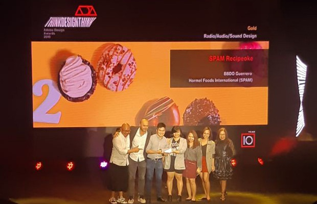 BBDO Guerrero Wins Best in Show at Adobo Design Awards Asia