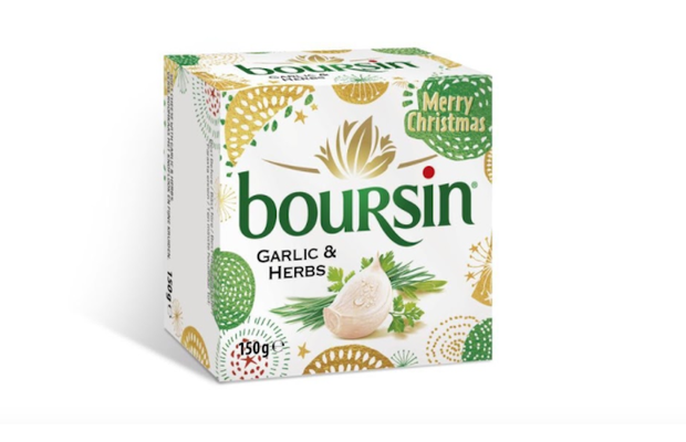 Boursin Unwraps Inspirational Case for Christmas and Beyond