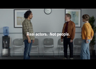 """Real Actors"" by Progressive and Arnold"