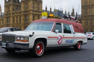 Brand & Deliver Helps Dunkin' Donuts, minicabit & More Answer the Ghostbusters Call