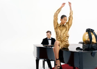 YOUTH MODE Soundtrack Net-A-Porter & Mr Porter Xmas Campaign