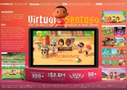 Virtual Sentosa - Presentation Board