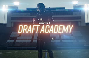 ESPN+ Ramps Up NFL Draft Excitement in Final Episodes of Draft Academy