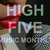 High Five Music Monthly: UK