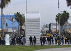 This Venice Beach Installation Highlights the 14,000 Children Detained by the US Government