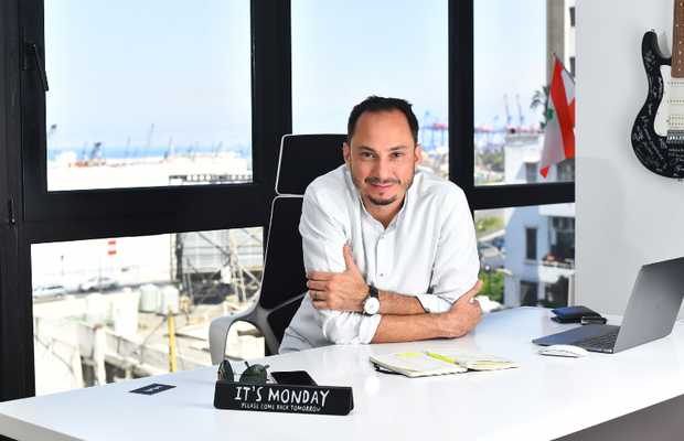 "Moe Minkara: ""We Lebanese Are Born with a Need to Self-Express"""