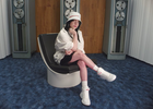 Billie Eilish Sits Down with A.I. Robot for Interview with Vogue