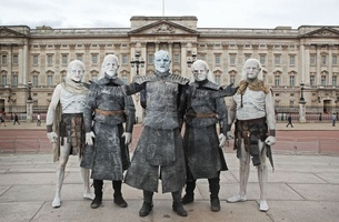Winter is Coming to London as White Walkers Descend Upon Britain