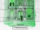 The Tanqueray Townhouse Comes to London's Bloomsbury House