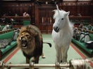 News UK Film Casts a Menagerie of Wild Animals to Represent British Politics
