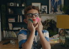 A Young Boy Gives the Performance of His Life for John Lewis' Home Insurance Spot