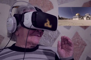 Intel's VR Experience Helps the Elderly Relive Moments and Make Dreams Come True