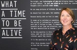 gyro London Hires Fran Caplan as Marketing Director