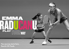 Emma RadUCANu as LTA and The&Partnership Celebrate Extraordinary Time in British Tennis