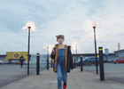 Little Girl Shows off Her Swagger in NatWest MoneySense Campaign