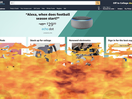 This Chrome Extension Burns Your Screen to Raise Awareness of the Amazon Fires