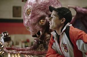 Andy Samberg Hypes Up Monsters for Hit Japanese Game Monster Strike