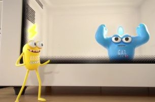 Smart Energy GB's Gaz & Leccy Cause General Chaos in New TV Campaign