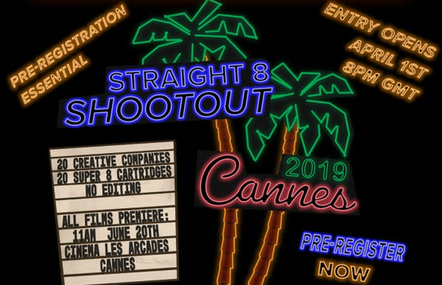 straight 8 Shootout at Cannes 2019 Is Open for Entries