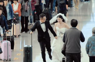 McCann HK is Flying High With Cathay Pacific's 'Marriage in the Air'