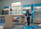 AT&T's Lily Gets Ready for March Madness in Spots from BBDO LA